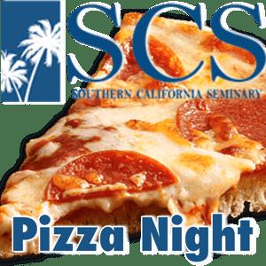 SCS Pizza Night Logo