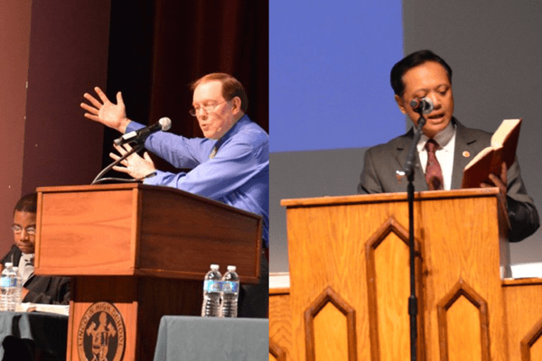 Video Debate on the Divinity of Jesus and Trinity of God