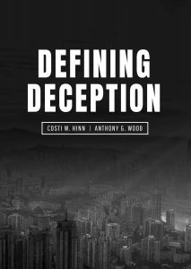 Defining Deception Final Cover