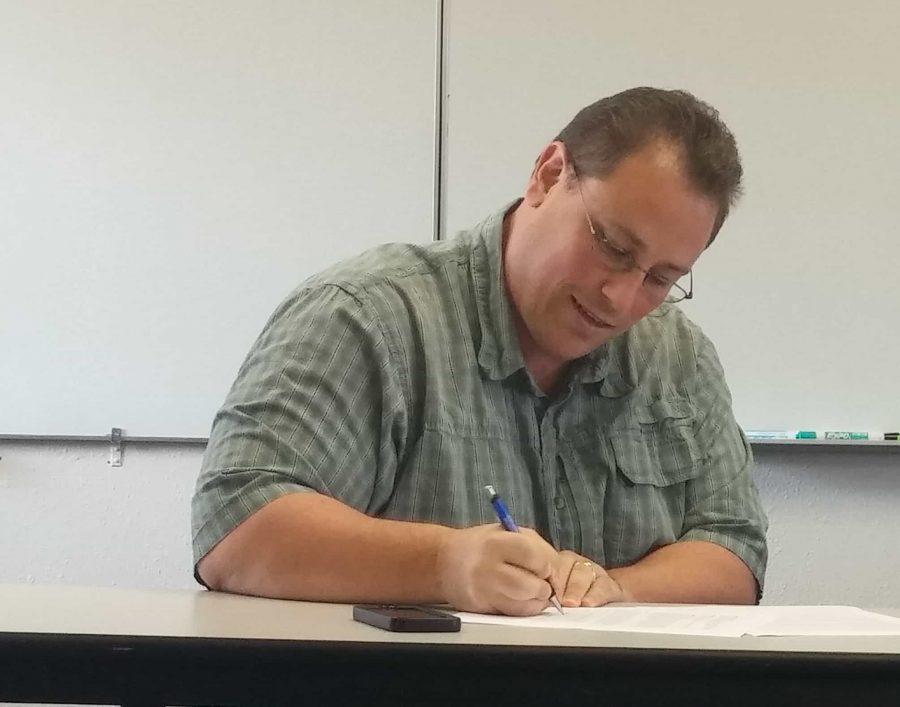 james fazio book signing